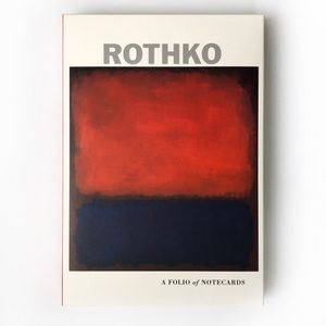 ✅ 5 for $25 - NEW Rothko Notecards and Envelopes
